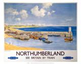 Northumberland, BR, c.1948-1965 Prints