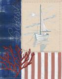 American Coastal I Print by Paul Brent