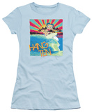 Juniors: Betty Boop-Hang Ten T-shirts
