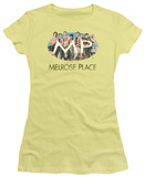Juniors: Melrose Place-Meet T-shirts
