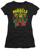 Juniors: DC-Mr Miracle Shirt