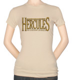Juniors: Hercules-Set In Stone T-Shirt