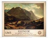 Glencoe, LMS, c.1940s Posters
