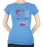 Juniors: Speed Racer-Sing Along T-shirts