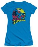 Juniors: DC-Superman Shirt