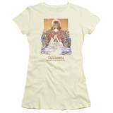 Juniors: Labyrinth-Movie Poster T-shirts