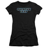 Juniors: Quantum Leap-Logo T-shirts
