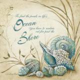 The Shore Plakaty autor Charlene Winter Olson