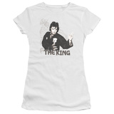Juniors: Elvis-Fighting King Shirts