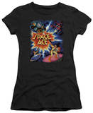 Juniors: Space Ace-Poster Shirt