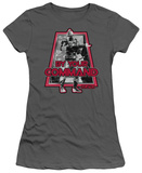 Juniors: Battle Star Gallactica-By Your Command Shirt