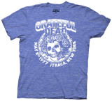 Grateful Dead Ithaca New York (Slim Fit) Maglietta