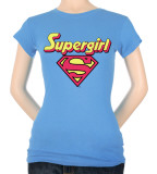 Juniors: DC-I'm a Supergirl T-shirts