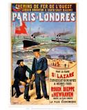 Paris a Londres, LBSCR, c.1923-1947 Print