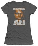 Juniors: Ali-Angry Orange T-shirts