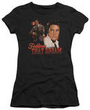 Juniors: Elvis-Follow That Dream T-shirts