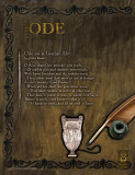 Ode Poetry Form Poster