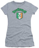 Juniors: Ireland With Soccer Flag T-shirts
