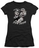 Juniors: Popeye-Gun Show Shirt