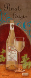 Pinot Grigio Affiches par Jane Carroll
