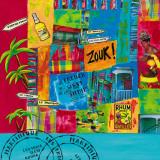Zouc Posters by Sophie Wozniak