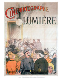 Lumiere Cinematographe, c.1900 Posters