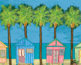 Cabana Breeze Prints by Wendy McKinney