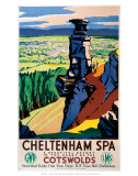 Cheltenham Spa, GWR/LMS, c.1923-1947 Prints