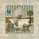 Vintage Luxe II Art by Charlene Olson