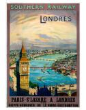 Londres, SR, c.1923-1947 Plakater