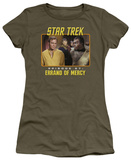 Juniors: Star Trek Original-Episode 27 T-shirts