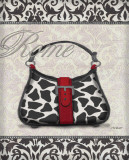 Classy Purse II Print by Todd Williams