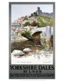 Yorkshire Dales, LNER, c.1923-1947 Prints
