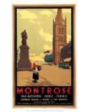 Montrose, LNER, c.1923-1947 Posters