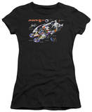 Juniors: Speed Racer-Mach 5 Specs T-Shirt