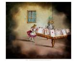 Alice in Wonderland Print