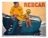 Redcar, LNER, c.1932 Prints
