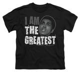 Youth: Ali-I Am The Greatest T-Shirt