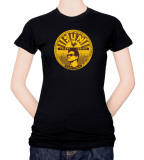 Juniors: Sun Records-Roy Full Sun Label T-Shirt