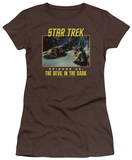 Juniors: Star Trek Original-The Devil In The Dark T-shirts