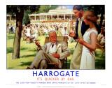 Harrogate, LNER, c.1930s Posters