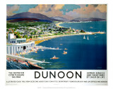 Dunoon, LNER/LMS, c.1923-1947 Art