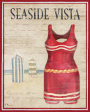 Seaside Vista Posters by Paul Brent