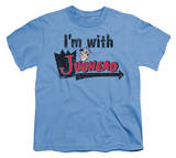 Youth: Archie Comics-I'm With Jughead T-shirts