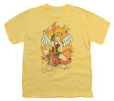 Youth: Archie Comics-Josie Tattoo T-shirts