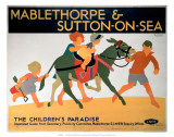 Mablethorpe & Sutton-on-Sea, LNER, c.1923-1947 Art