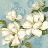 Inspiration Magnolias Posters by Pamela Gladding