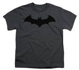 Youth: Batman-Hush Logo Shirt