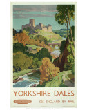 Yorkshire Dales, BR, c.1948-1965 Prints
