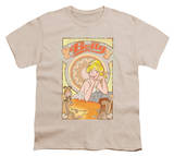 Youth: Archie Comics-Art Nouveau Beauty T-shirts